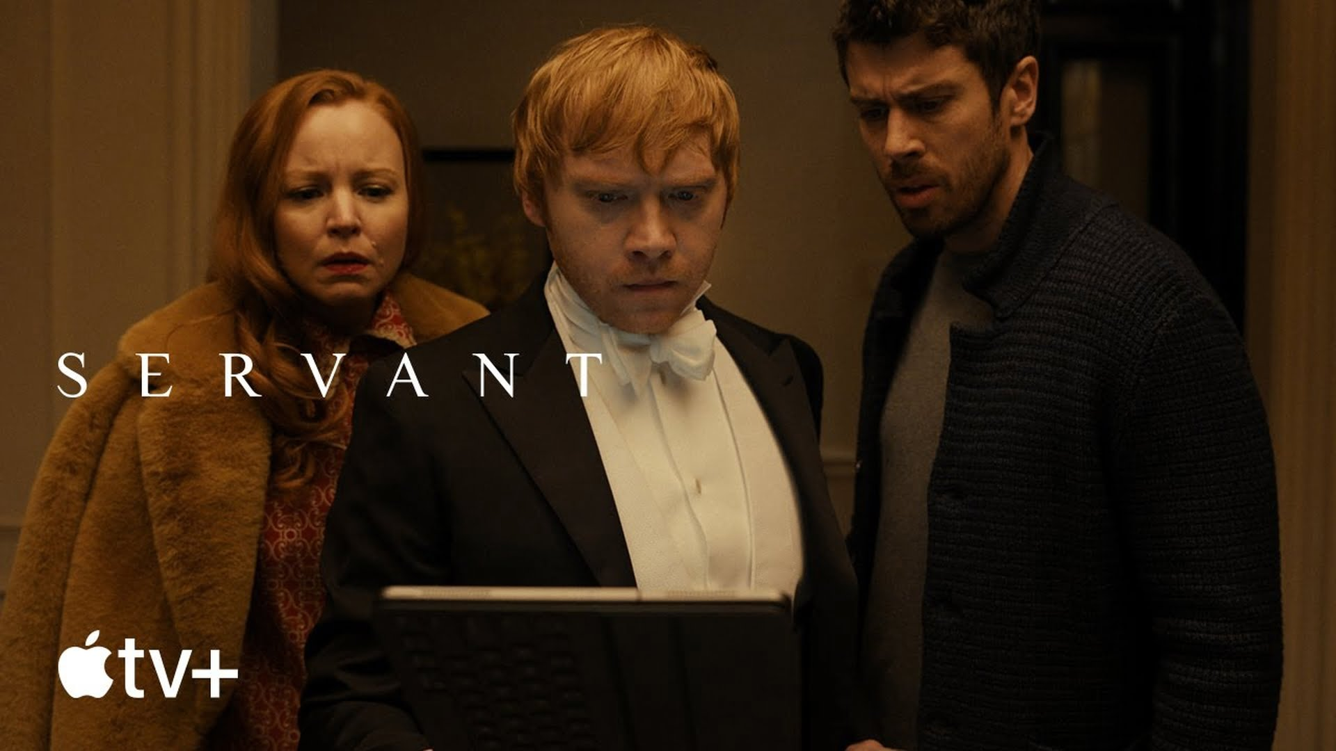 "Teaser drugiego sezonu serialu ""Servant"" w usłudze Apple TV+"