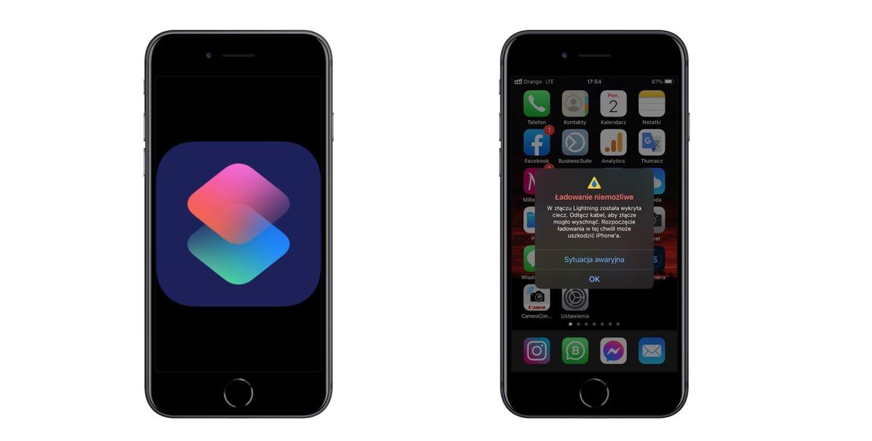 Jak usunąć wodę z głośników iPhone'a przy pomocy skrótu lub aplikacji
