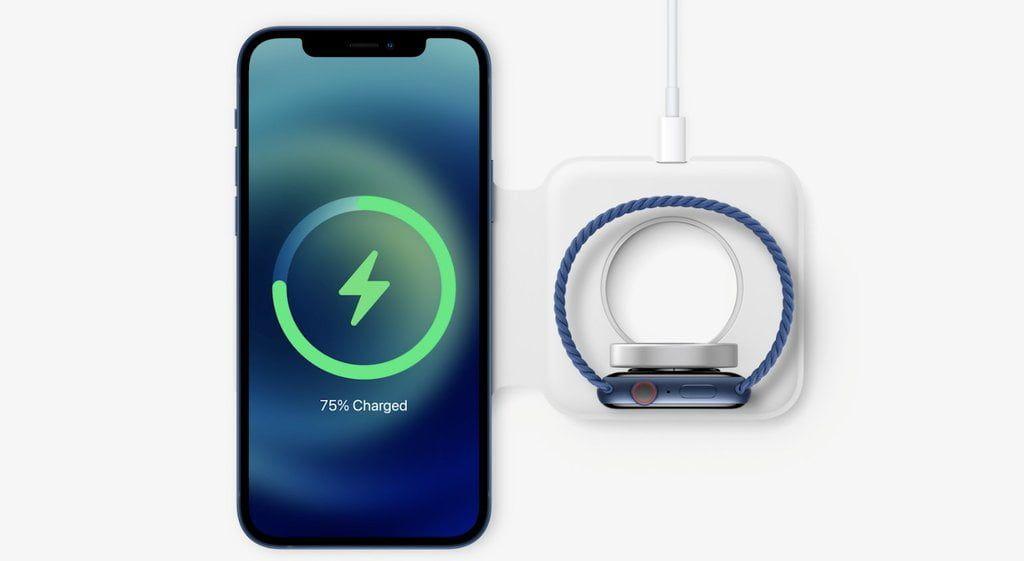 Ładowarka MagSafe Duo nie ładuje iPhonów z mocą 15 W