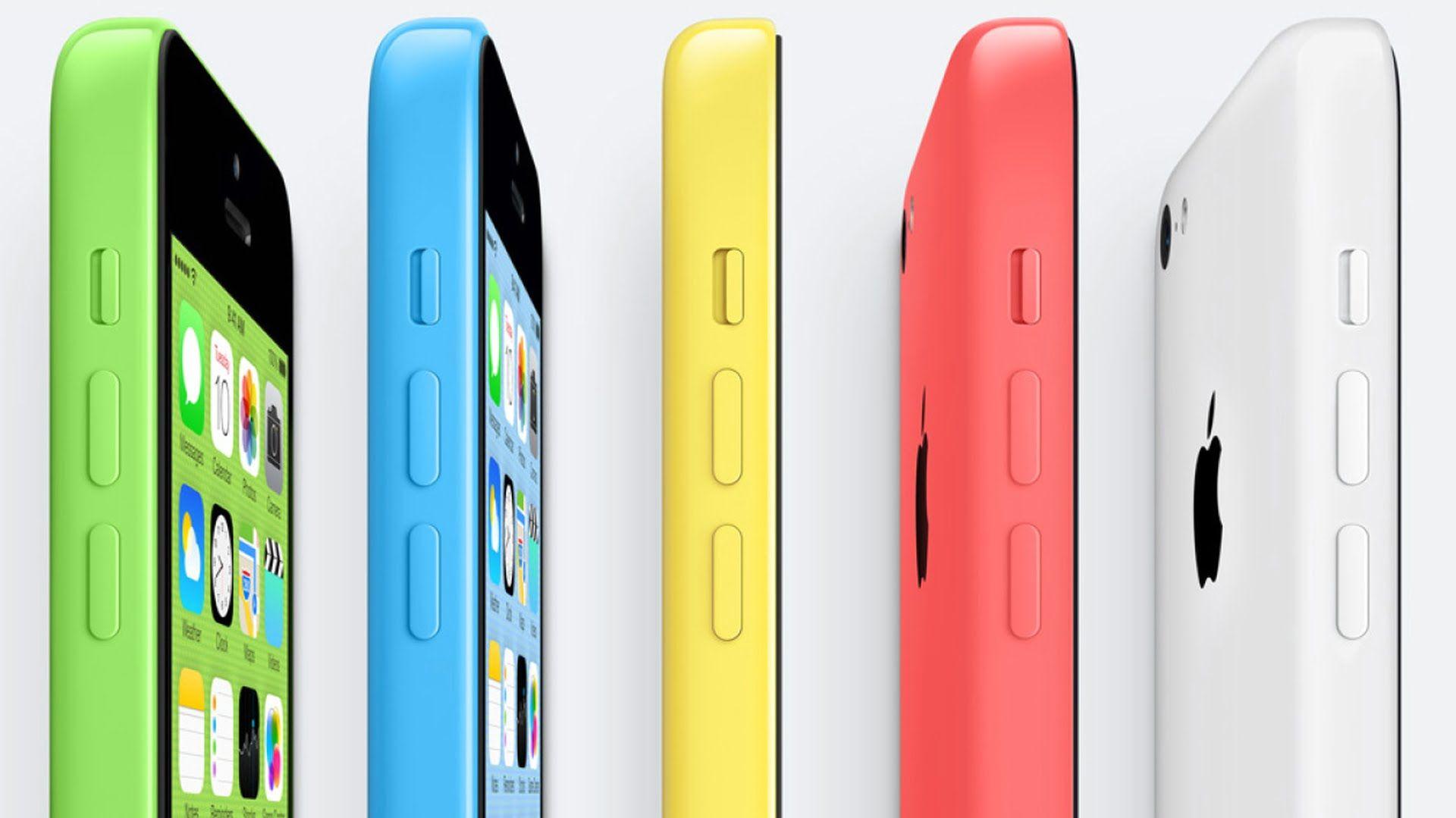 iPhone 5c został dodany na listę starych produktów