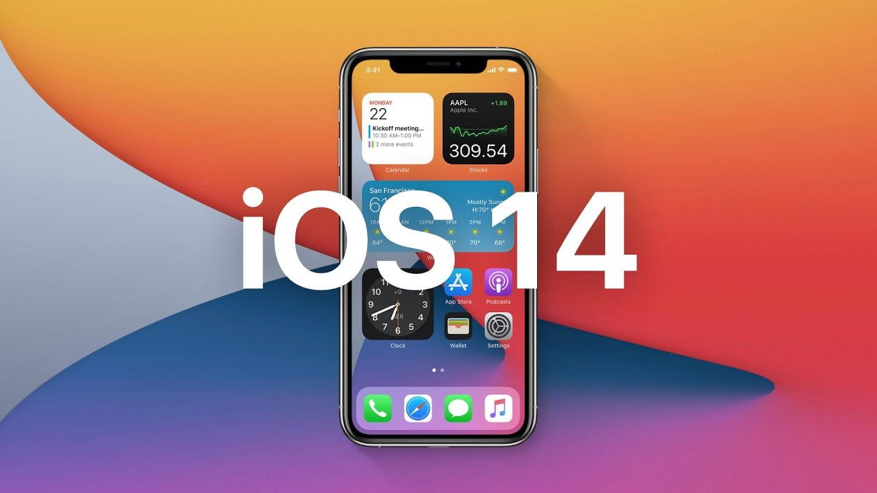 Firma Apple udostępnia system iOS 14.2 i iPadOS 14.2