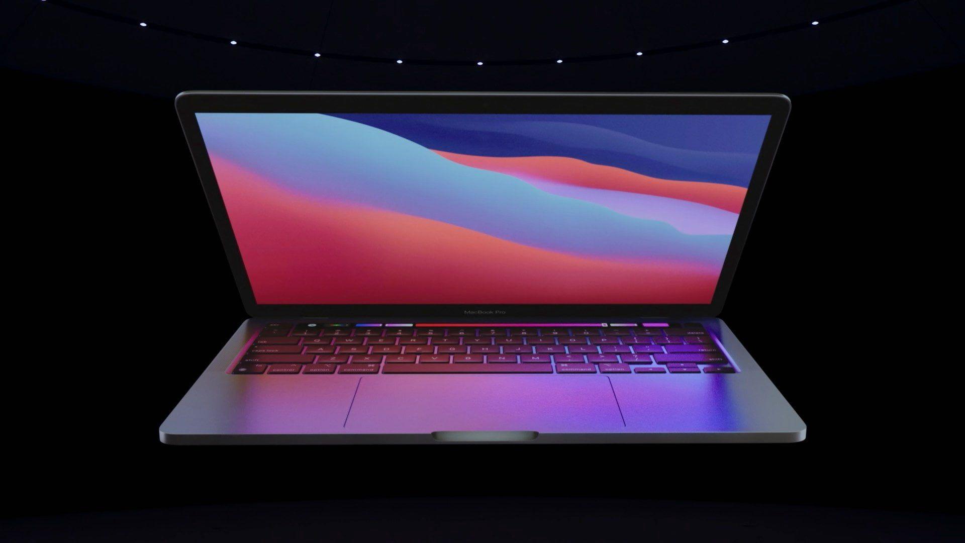 Firma Apple zaprezentowała nowego 13-calowego MacBook'a Pro z procesorem M1!