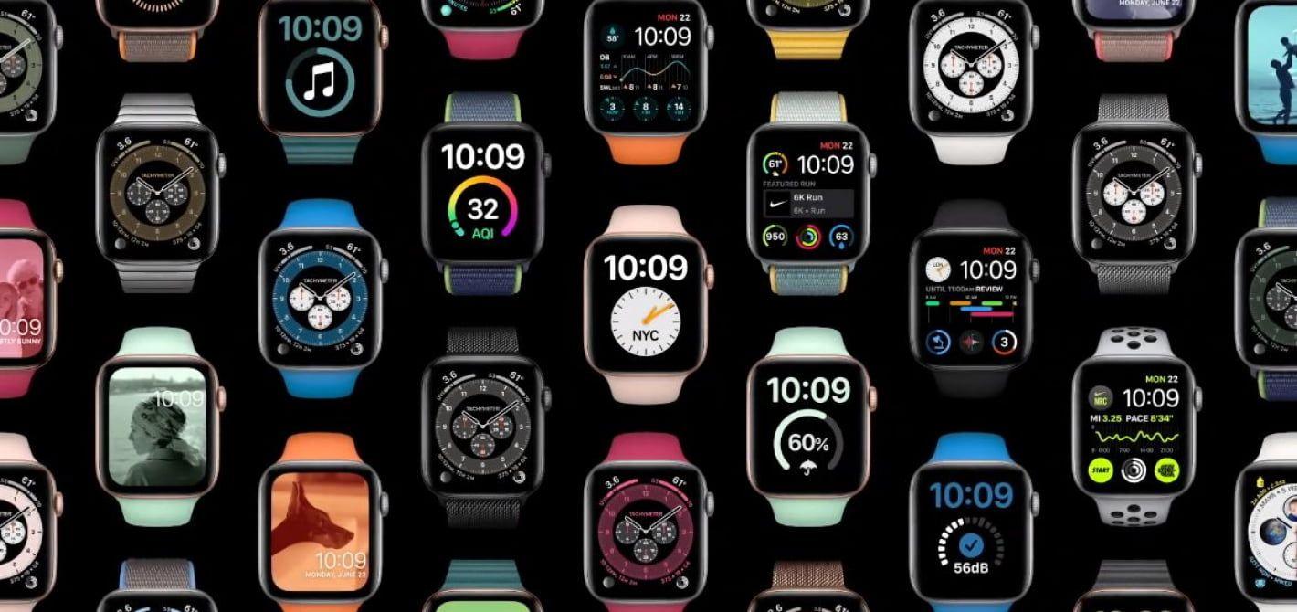 Apple wypuszcza system watchOS 7.1 z poprawkami błędów