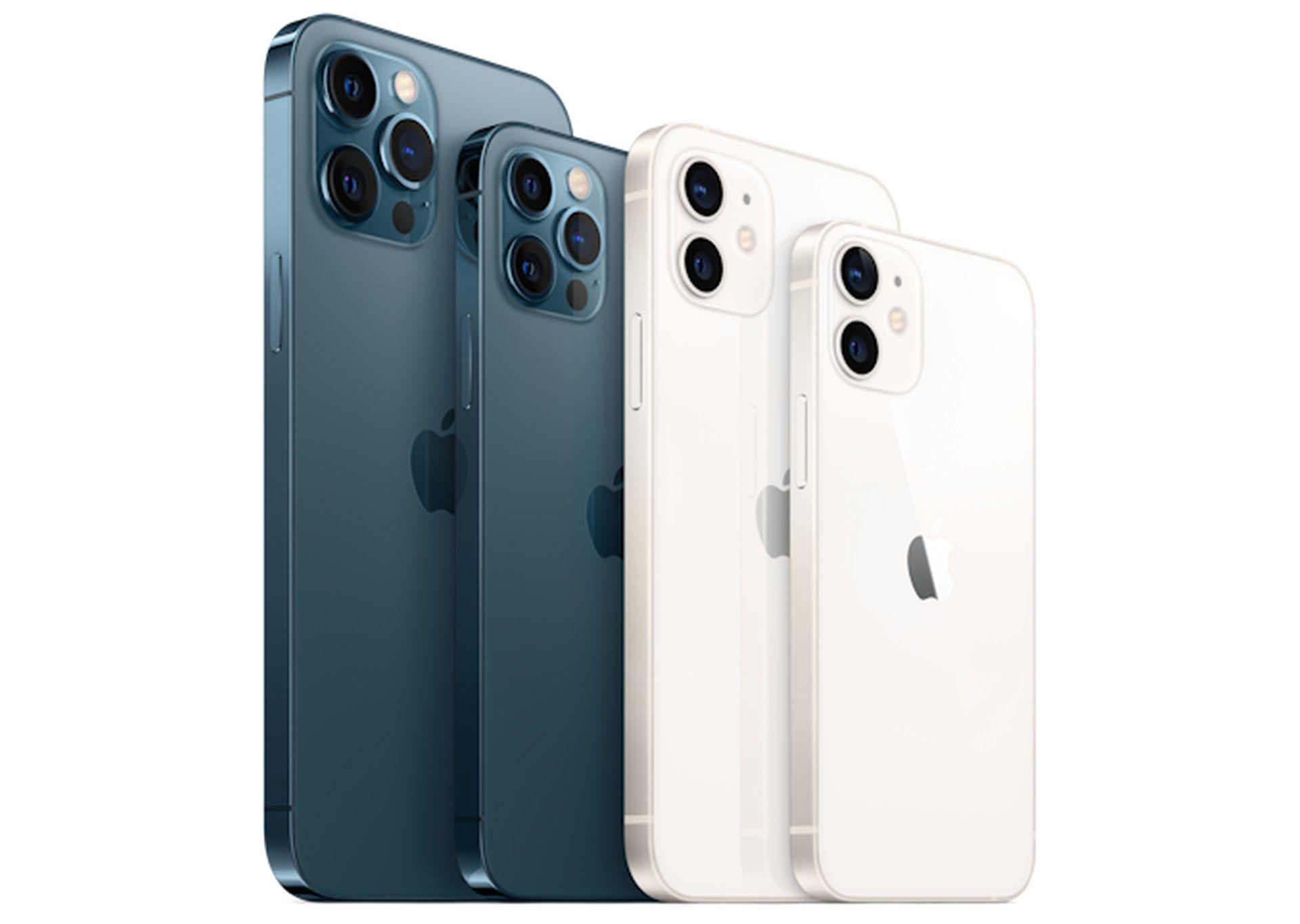 W czwartym kwartale 2020 roku najwięcej sprzedano iPhone'ów