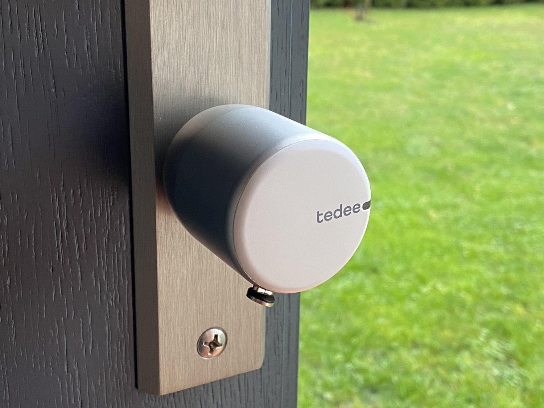 Inteligentny zamek Gerda Tedee w najmie okazjonalnym – jak skonfigurować, aby moc zdalnie otwierać drzwi?