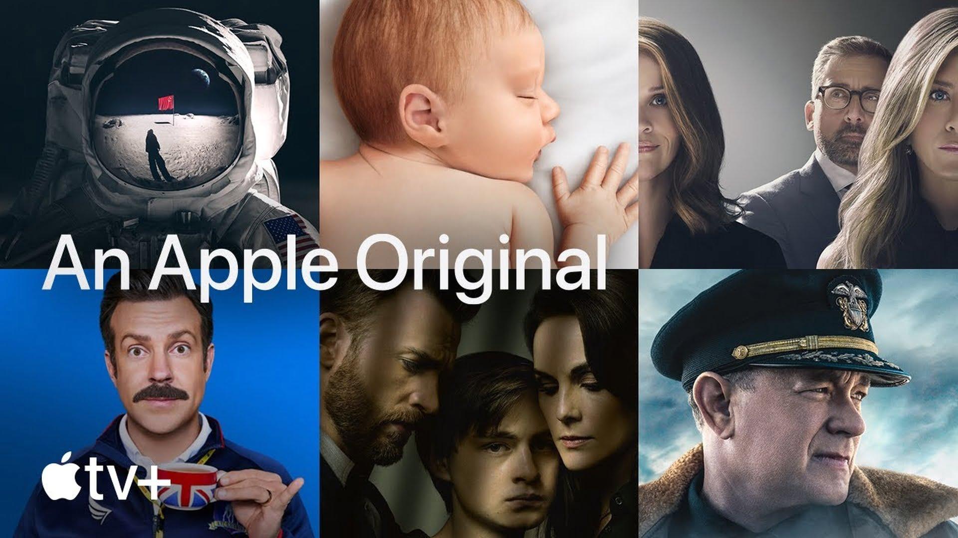 Nowa reklama Apple TV+ promująca autorskie seriale Apple