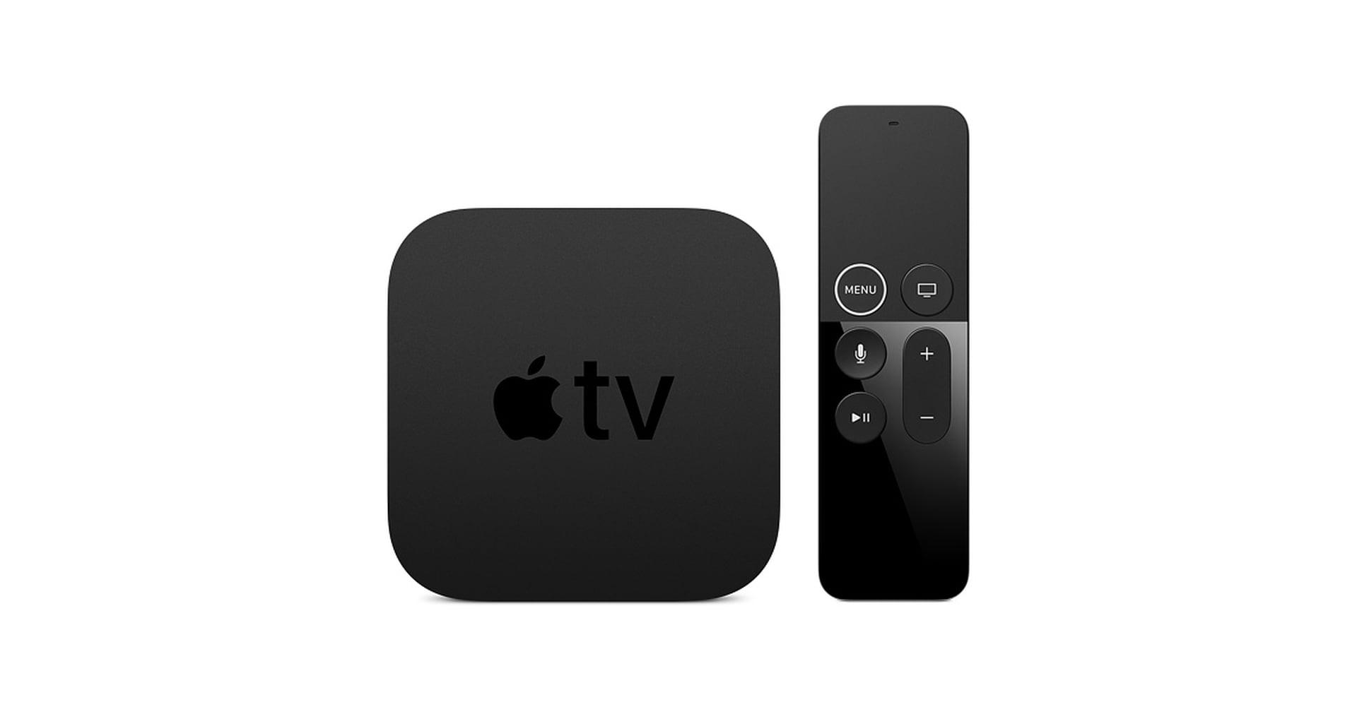 Nowa przystawka telewizyjna Apple TV ma wspierać 120 Hz