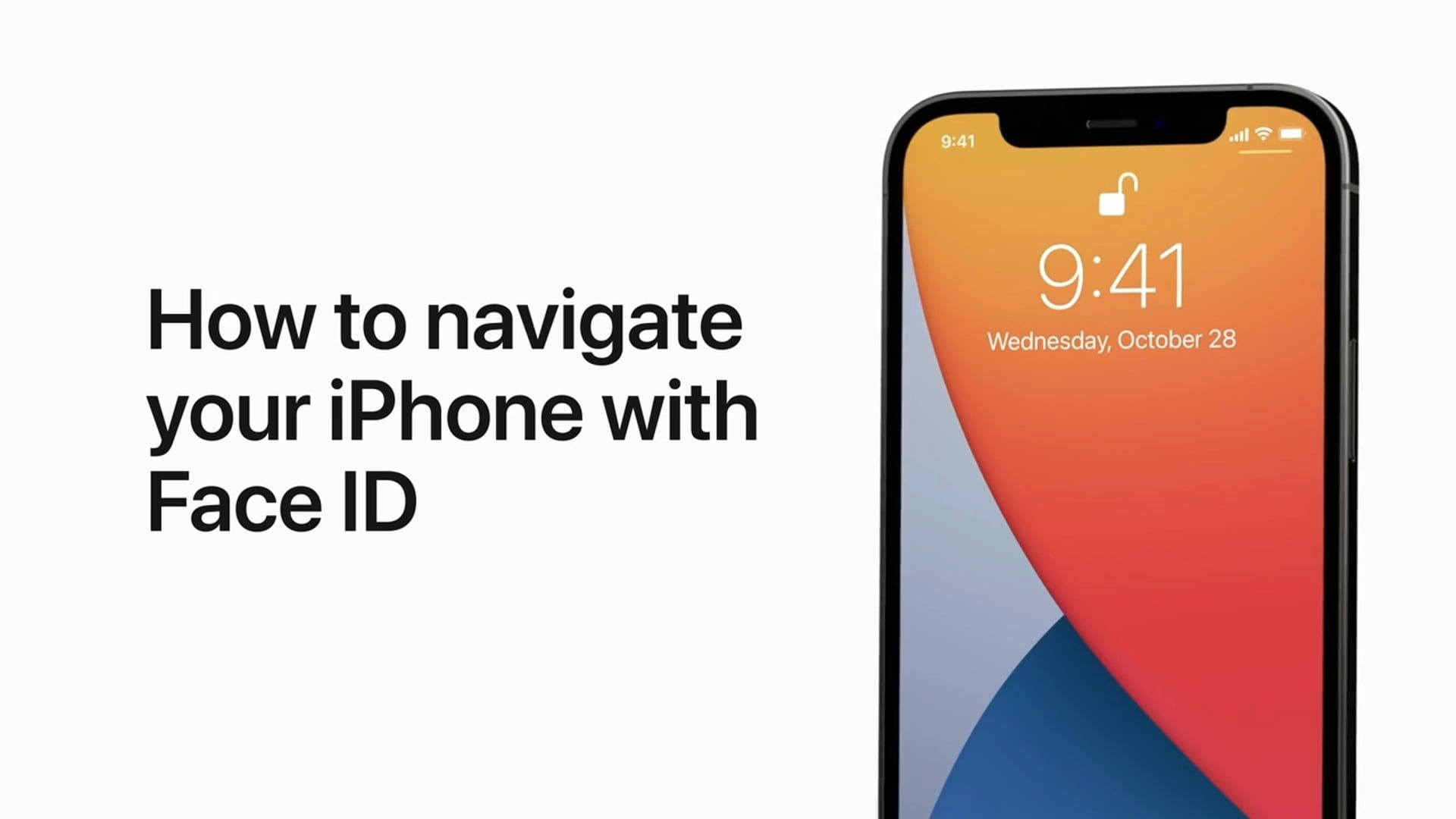 Poradnik Apple: Jak korzystać z iPhone'a z funkcją Face ID