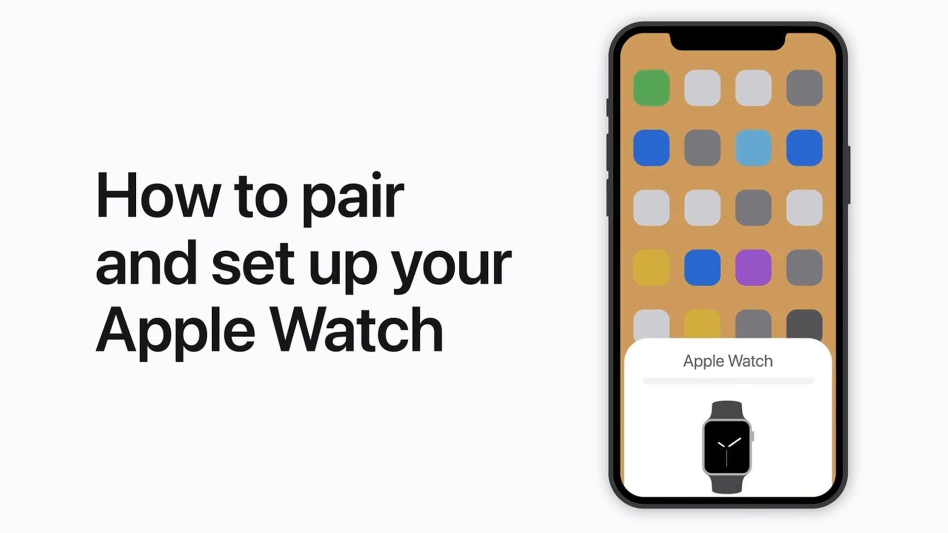 Poradnik Apple: Jak sparować i skonfigurować zegarek Apple Watch