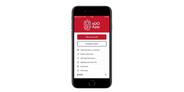Jak używać aplikacji eDO App dla iPhone