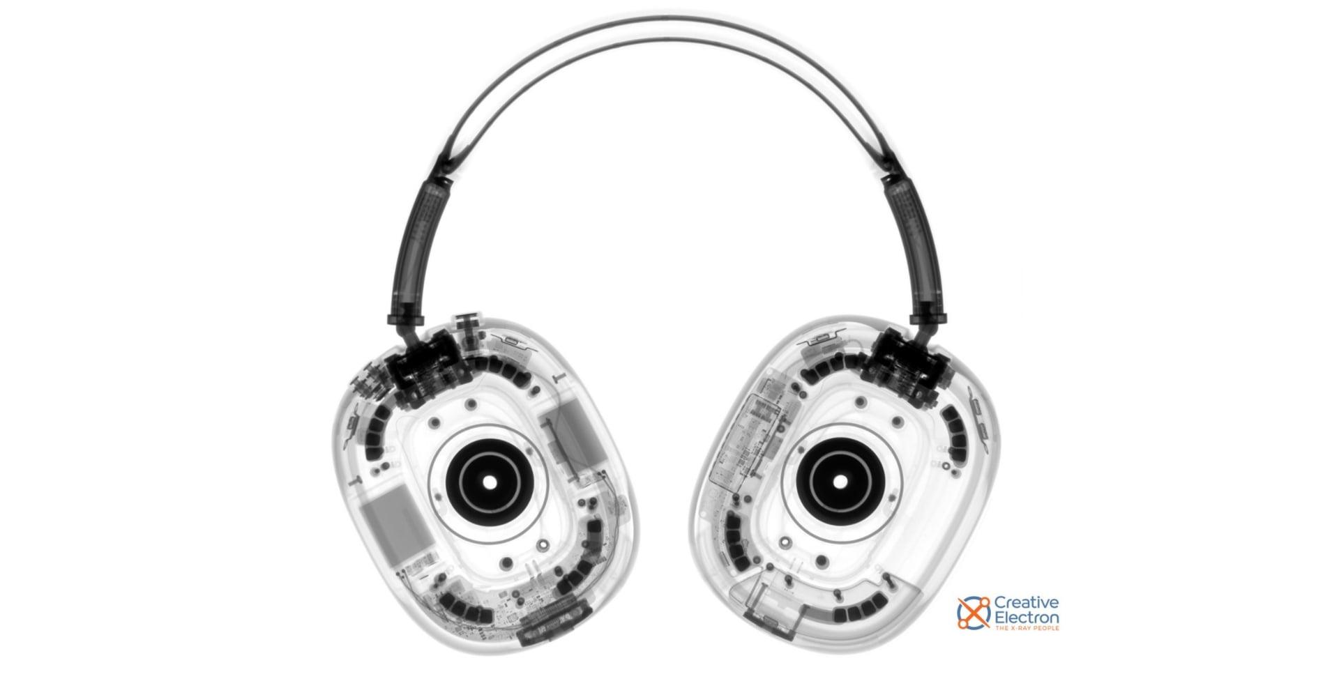 iFixit wstępnie rozłożyło na części słuchawki AirPods Max