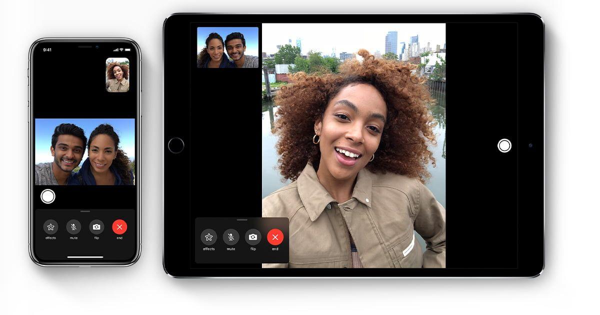 iOS 14.2 ukradkiem dodał obsługęrozdzielczości 1080p w FaceTime!