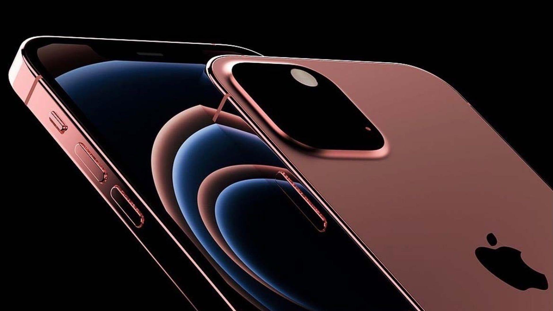 Automatyczna stabilizacja matrycy we wszystkich iPhone'ach 13