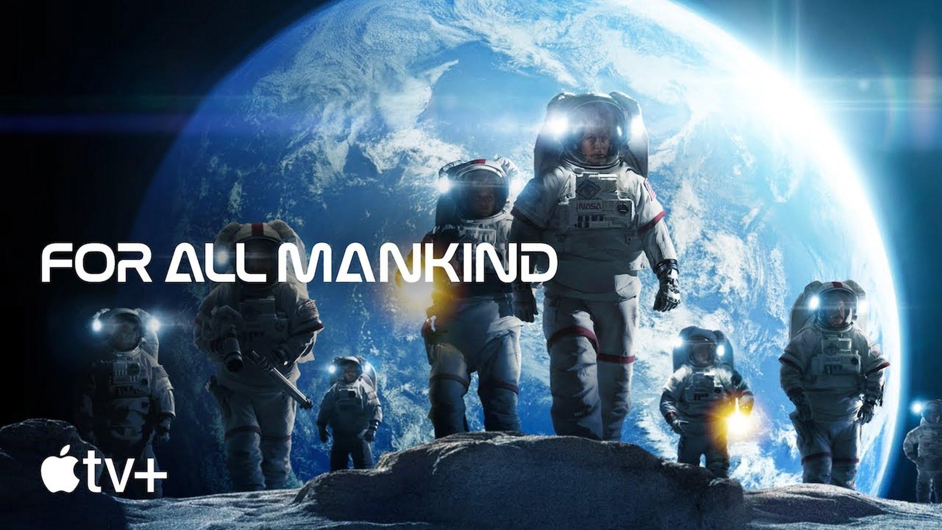 Dostępny nowy zwiastun 2 sezonu serialu For All Mankind