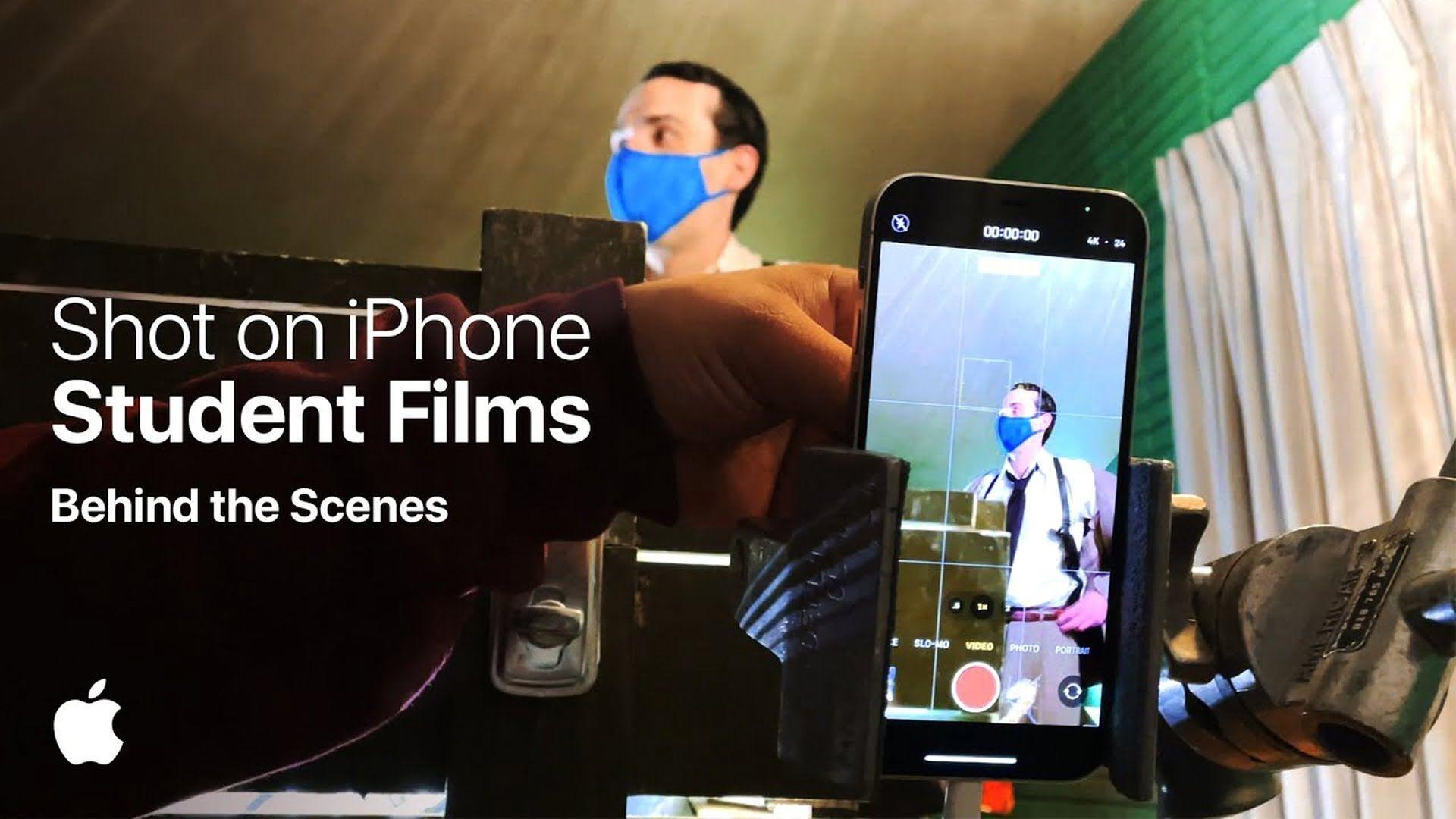 Film z kulis powstawania nowych reklam z serii Shot on iPhone