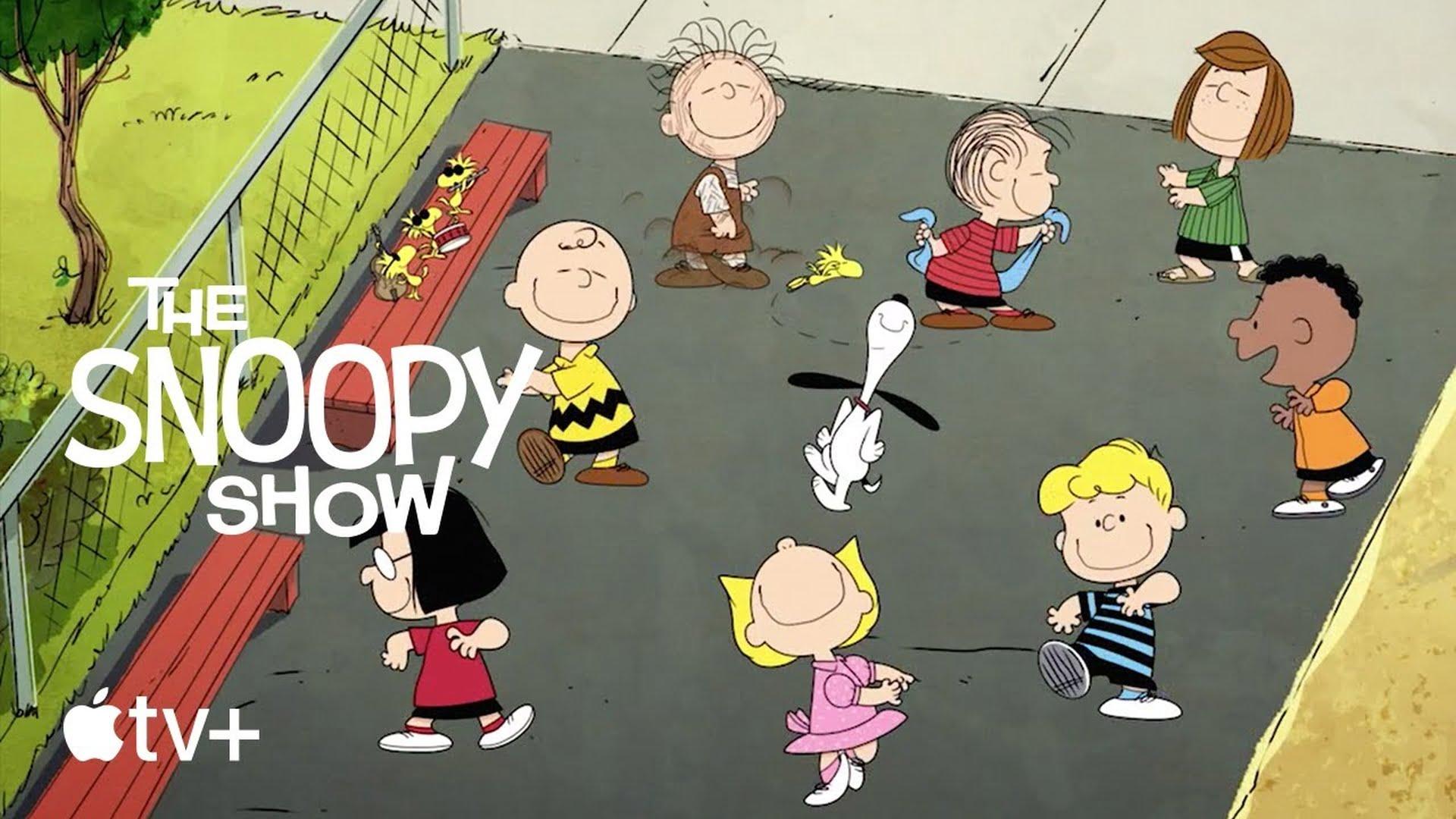 """Firma Apple udostępniła nowy zwiastun serialu """"The Snoopy Show"""""""