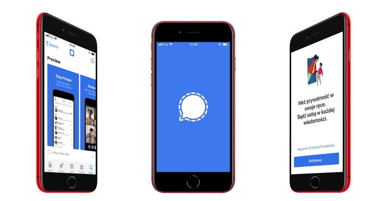 Jak zainstalować i skonfigurować komunikator Signal na iPhonie