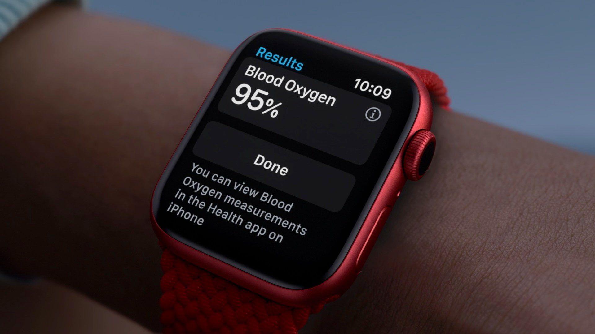 Apple Watch Series 7 ma posiadaćfunkcjęmonitorowania poziomu glukozy we krwi