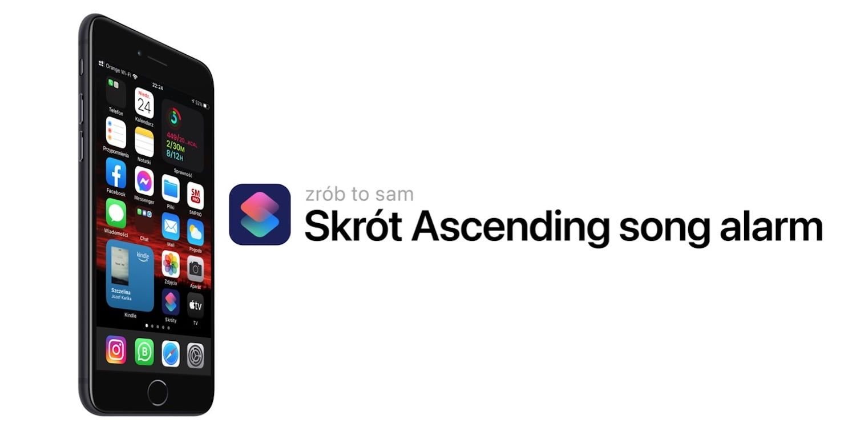 iOS 14: Jak ustawić narastający alarm budzika z piosenką w iPhonie