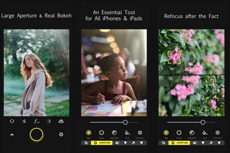 Edytor zdjęć Focos otrzymał obsługęplików Apple ProRAW