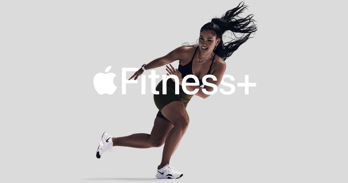 Apple wprowadza cotygodniowe serie Fitness+