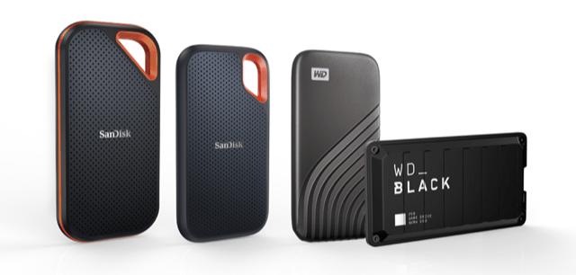 Western Digital wprowadza do oferty dyski przenośne SSD o pojemności 4 TB!