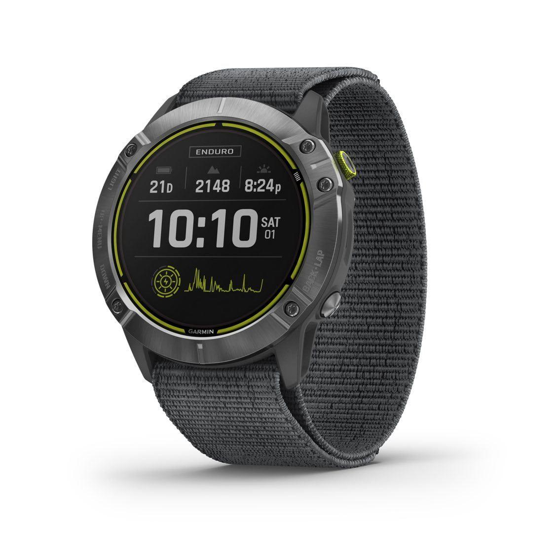 Garmin prezentuje nowy nowy zegarek – Garmin Enduro