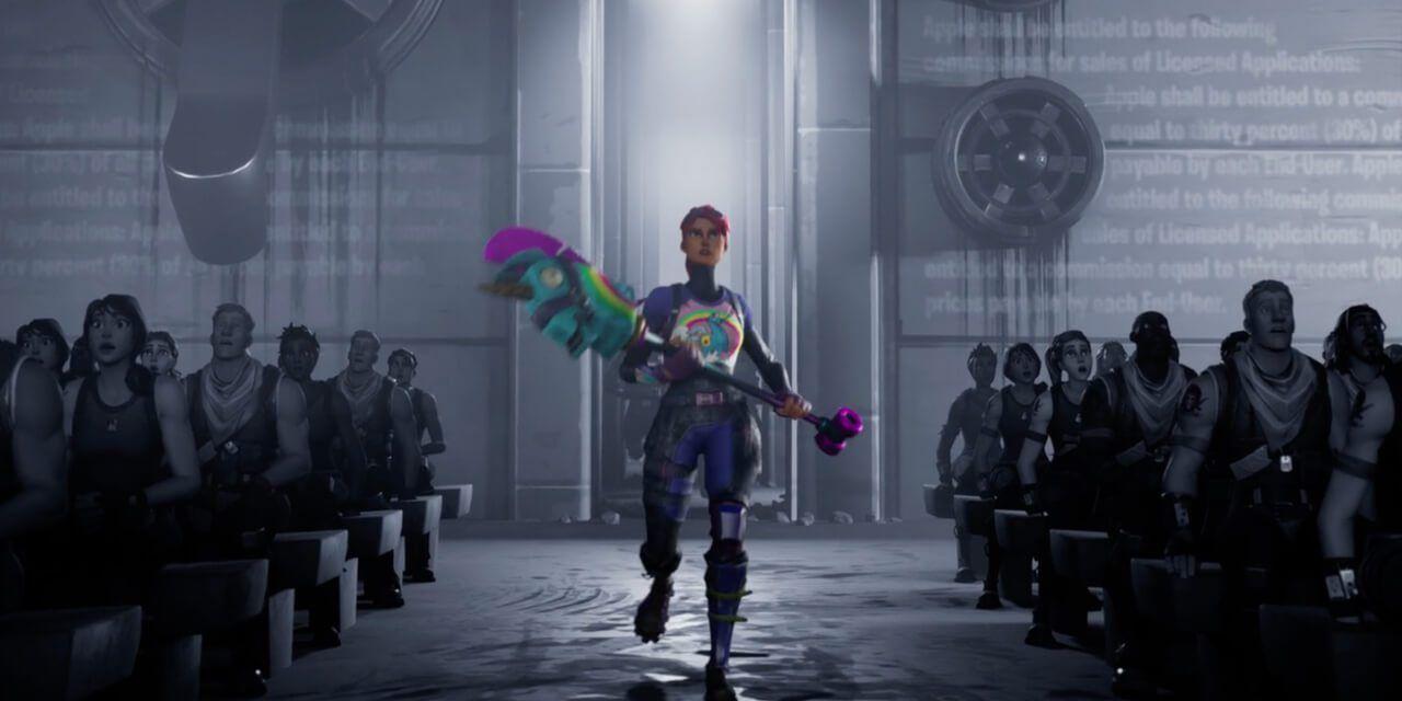 Tim Cook musi złożyćsiedmiogodzinne zeznanie w sprawie sporu z Epic Games
