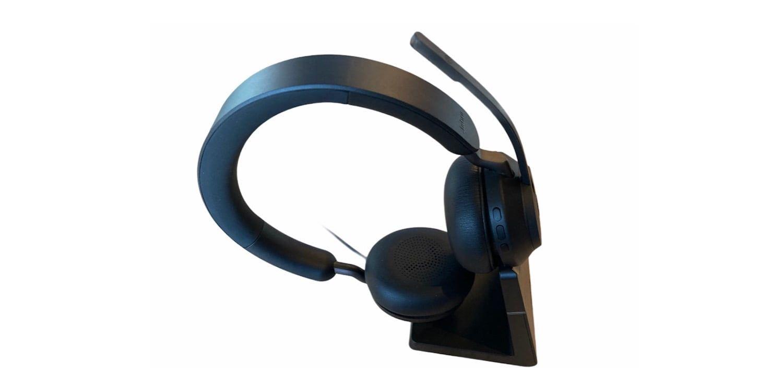 Recenzja słuchawek Jabra Evolve2 65