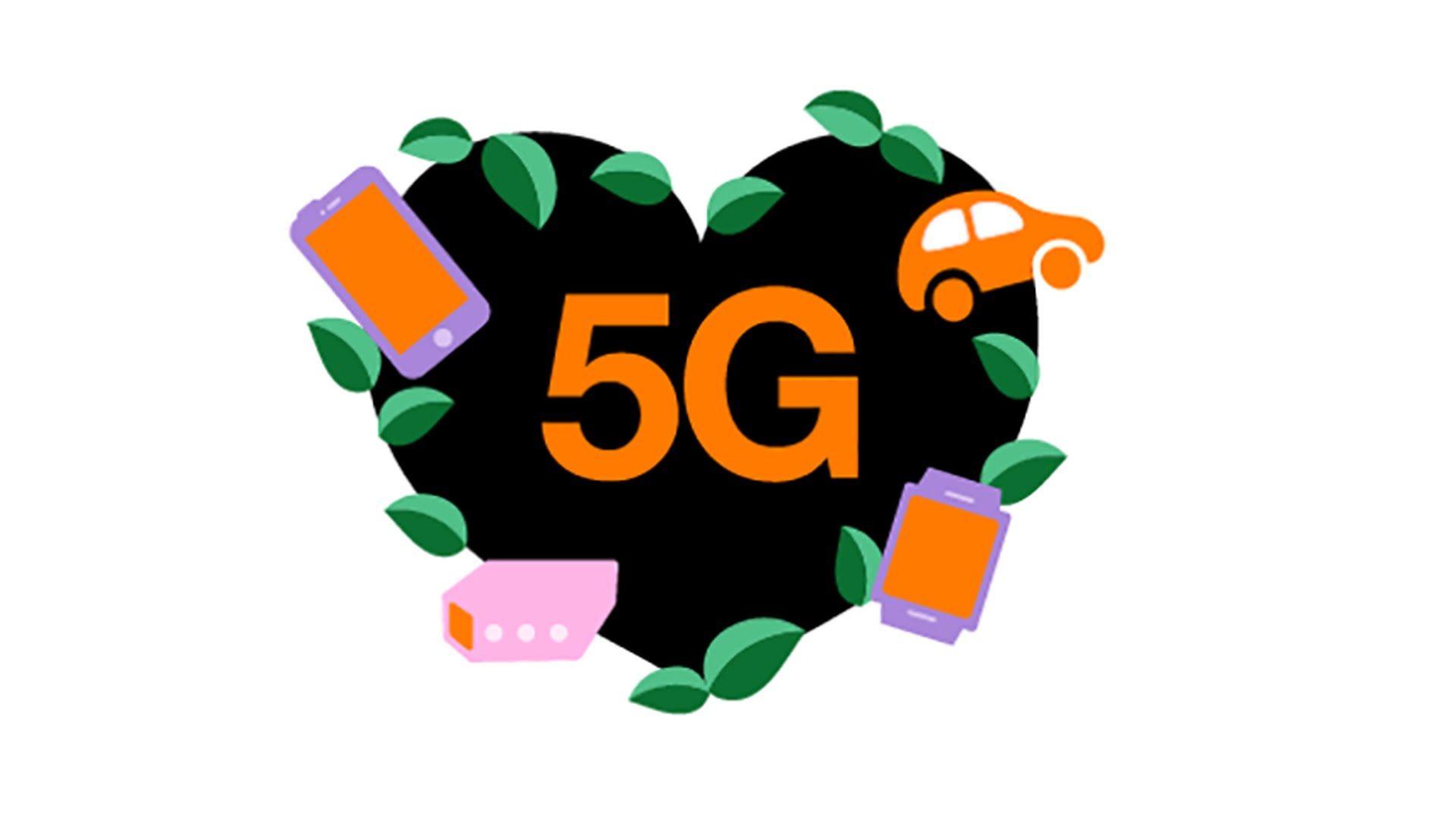 Możliwość przetestowania sieci 5G z Orange za darmo
