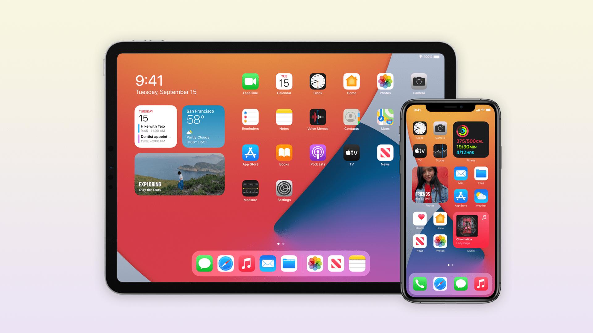 Najnowsze informacje na temat przyjęcia systemu iOS 14 i iPadOS 14