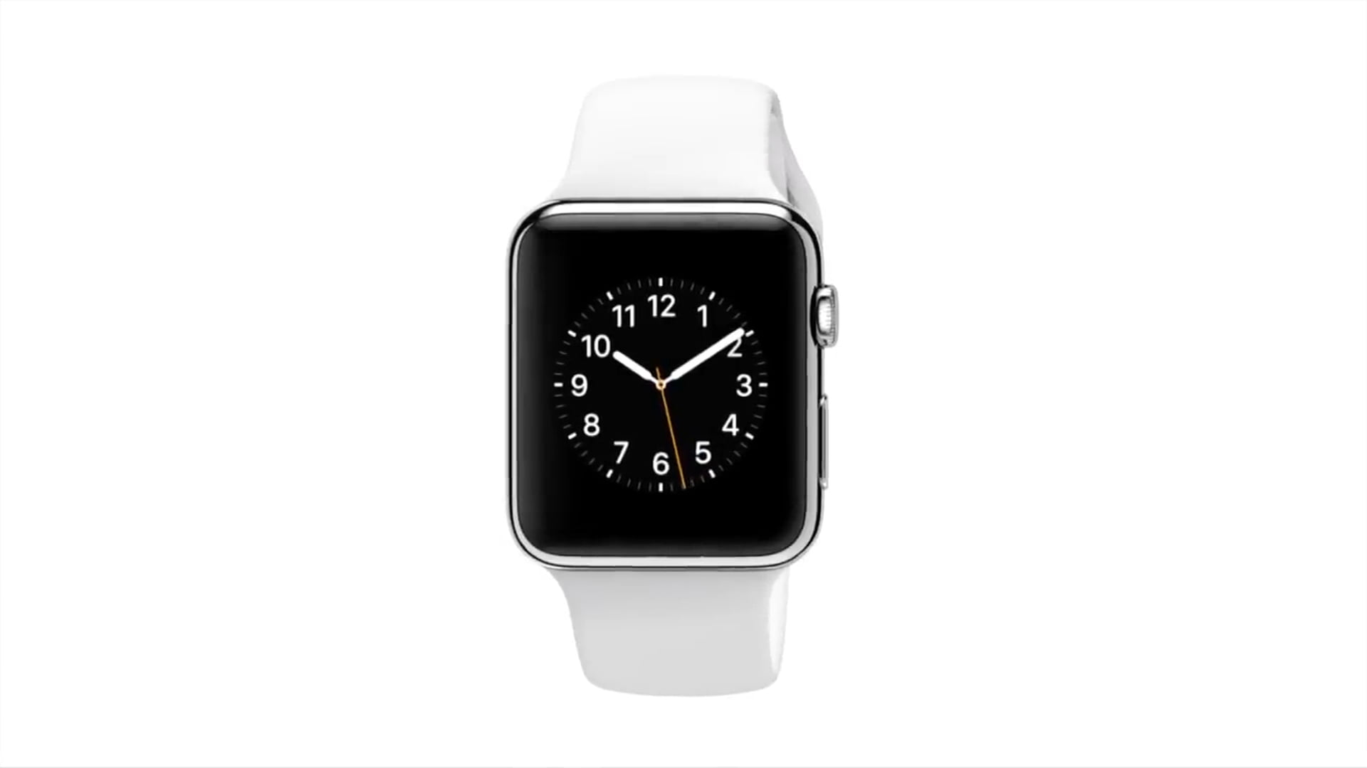 Zdjęcia przedstawiające prototyp zegarka Apple Watch