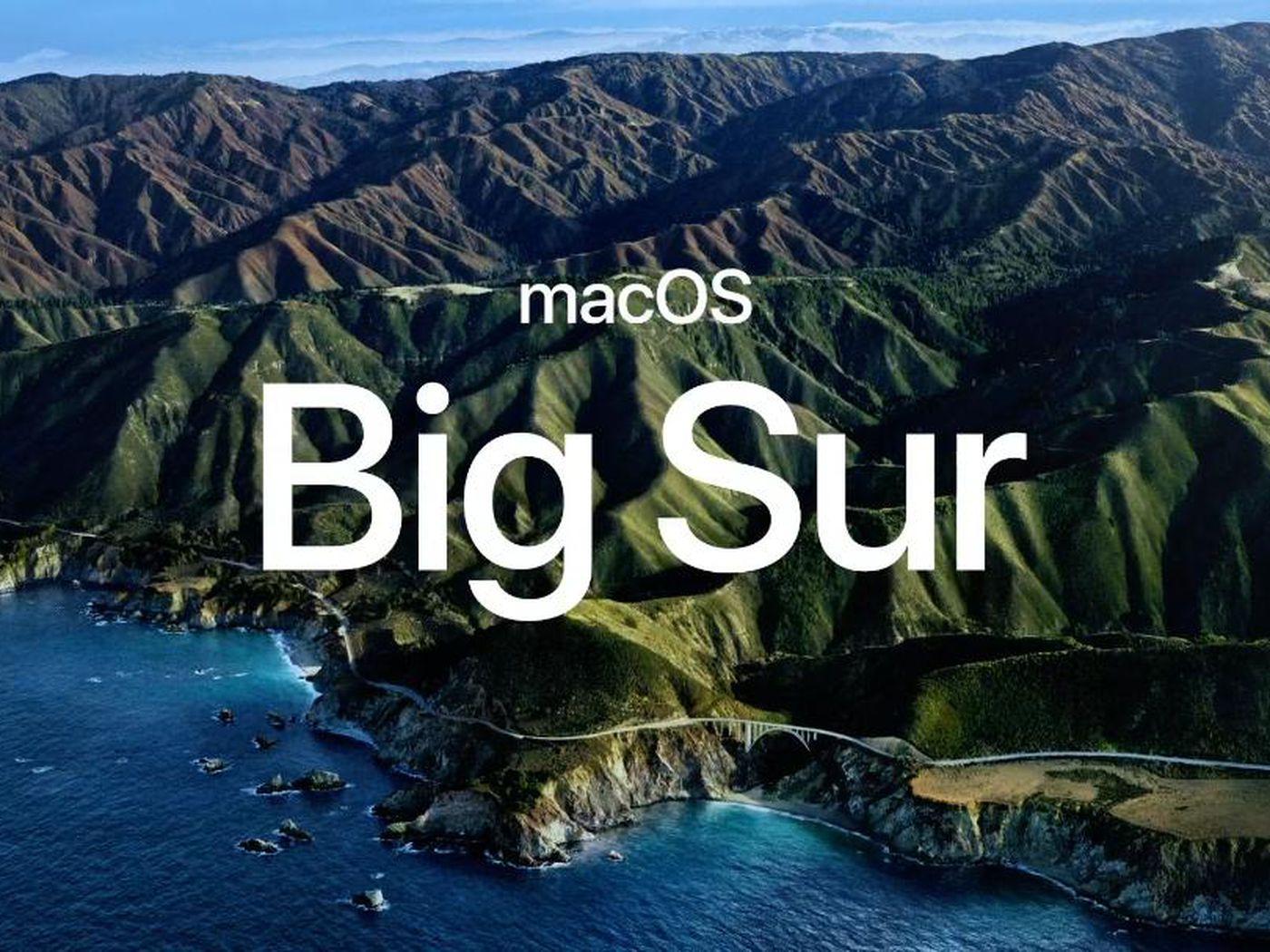 Firma Apple udostępniła oficjalnie system macOS Big Sur 11.5.2