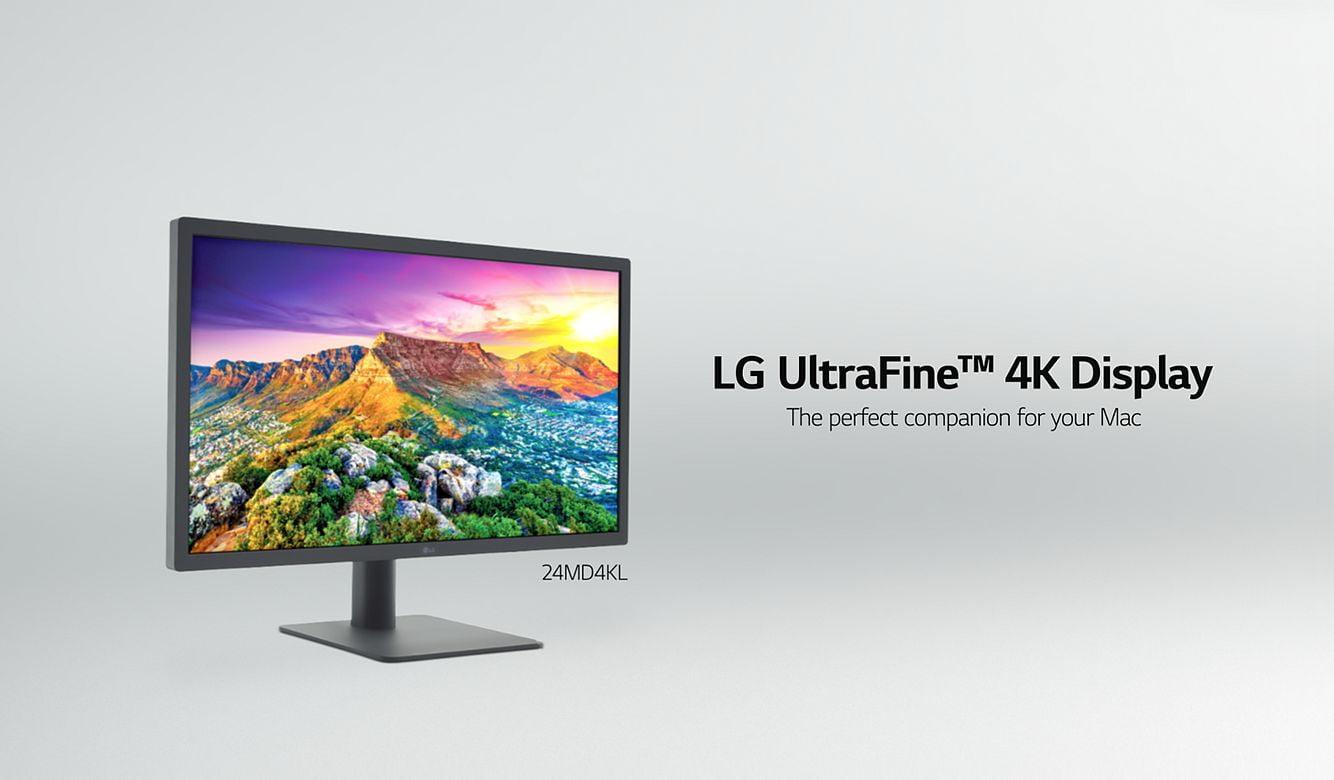 27-calowy wyświetlacz LG UltraFine 5K usunięty z internetowych sklepów Apple w całej Europie