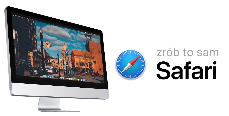 Jak zwiększyć szybkość przeglądarki Safari na Mac'u