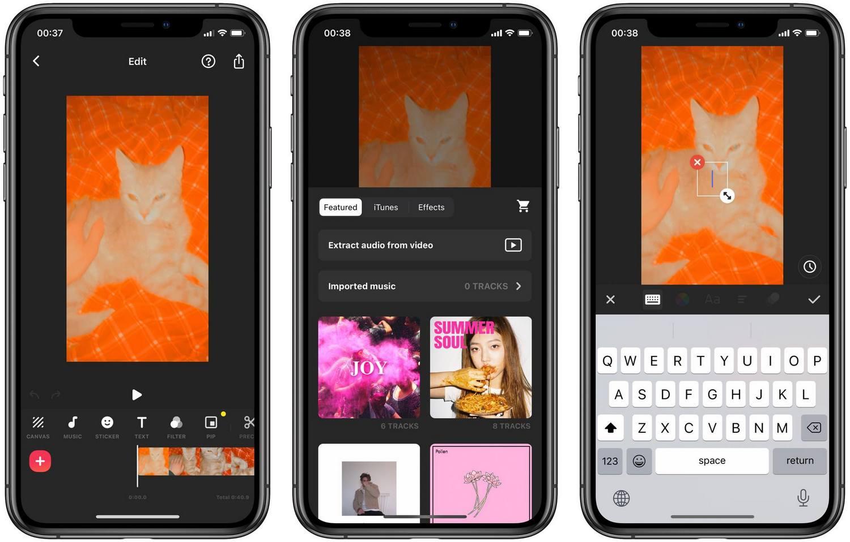 InShot – mobilny edytor wideo, zdjęć i kolaży!