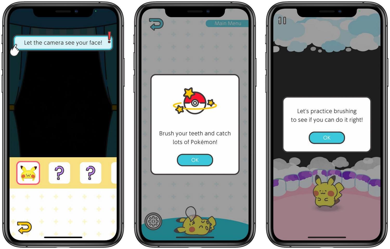 #74 Aplikacja tygodnia – Pokémon Smile. Sposób na czyste zęby dzieci!