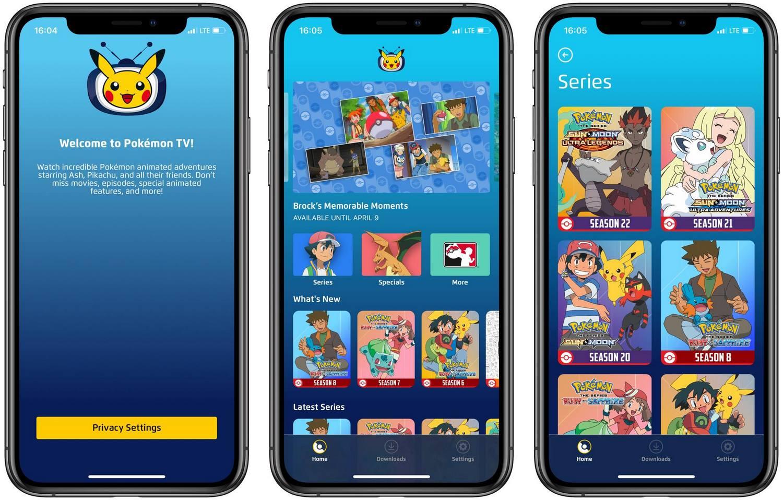 Zestawienie aplikacji dla dużych i małych fanów Pokémon!