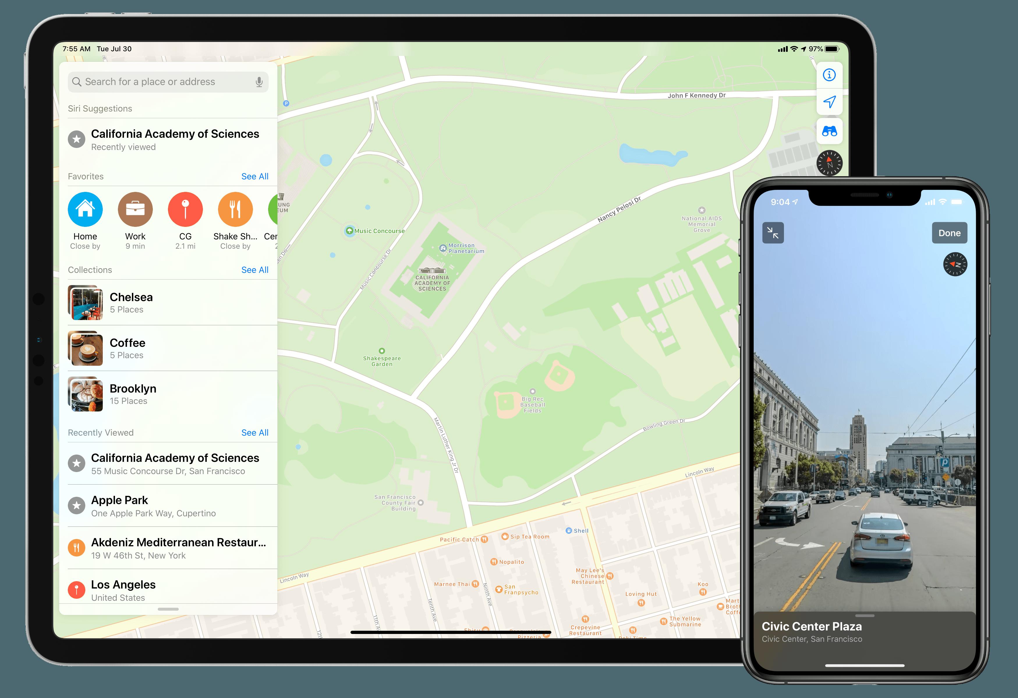 Mapy Apple wyświetlają teraz miejsca szczepień przeciwko COVID-19