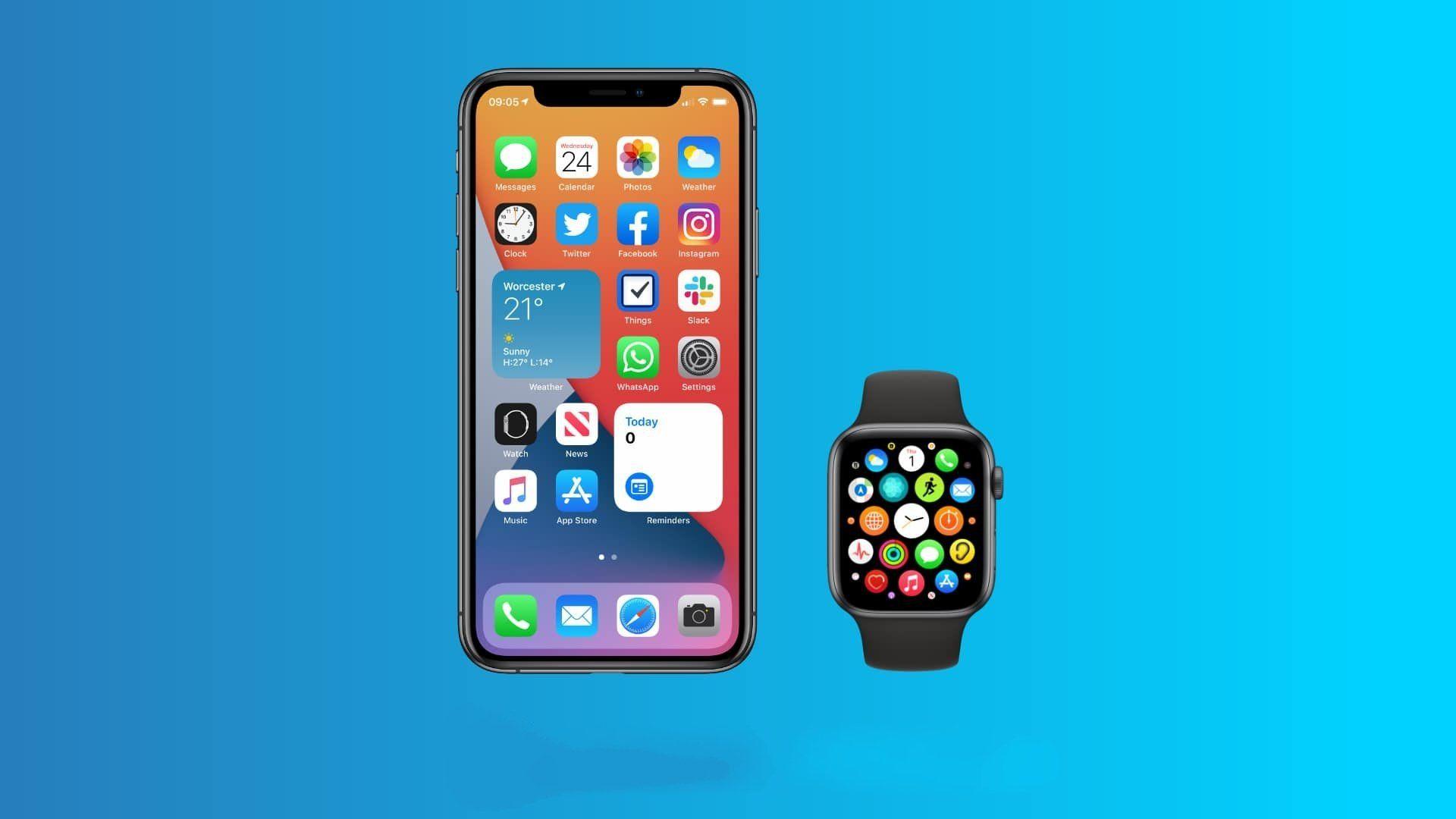 Aktualizację iOS i iPadOS 14.4.2, iOS 12.5.2 oraz watchOS 7.3.3
