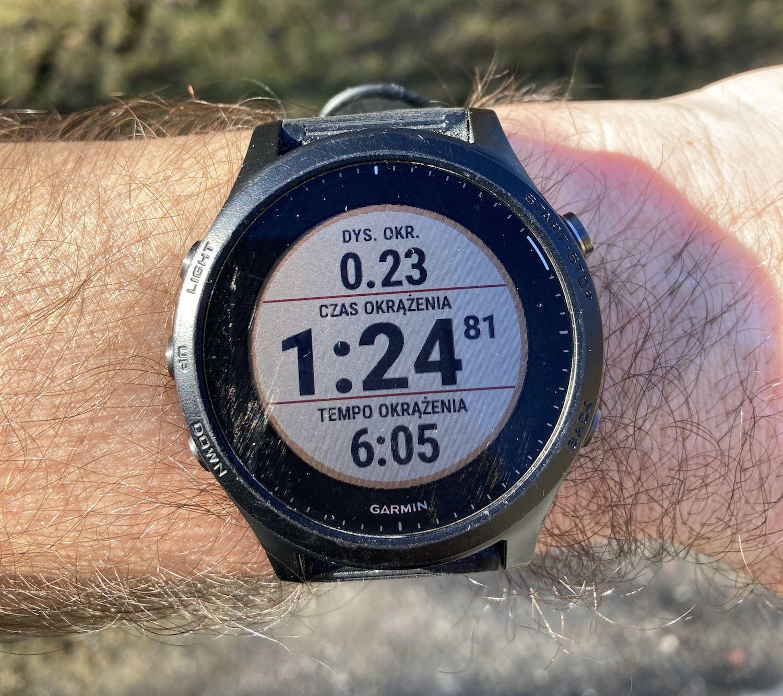 Recenzja zegarka dla biegaczy Garmin Forerunner 945