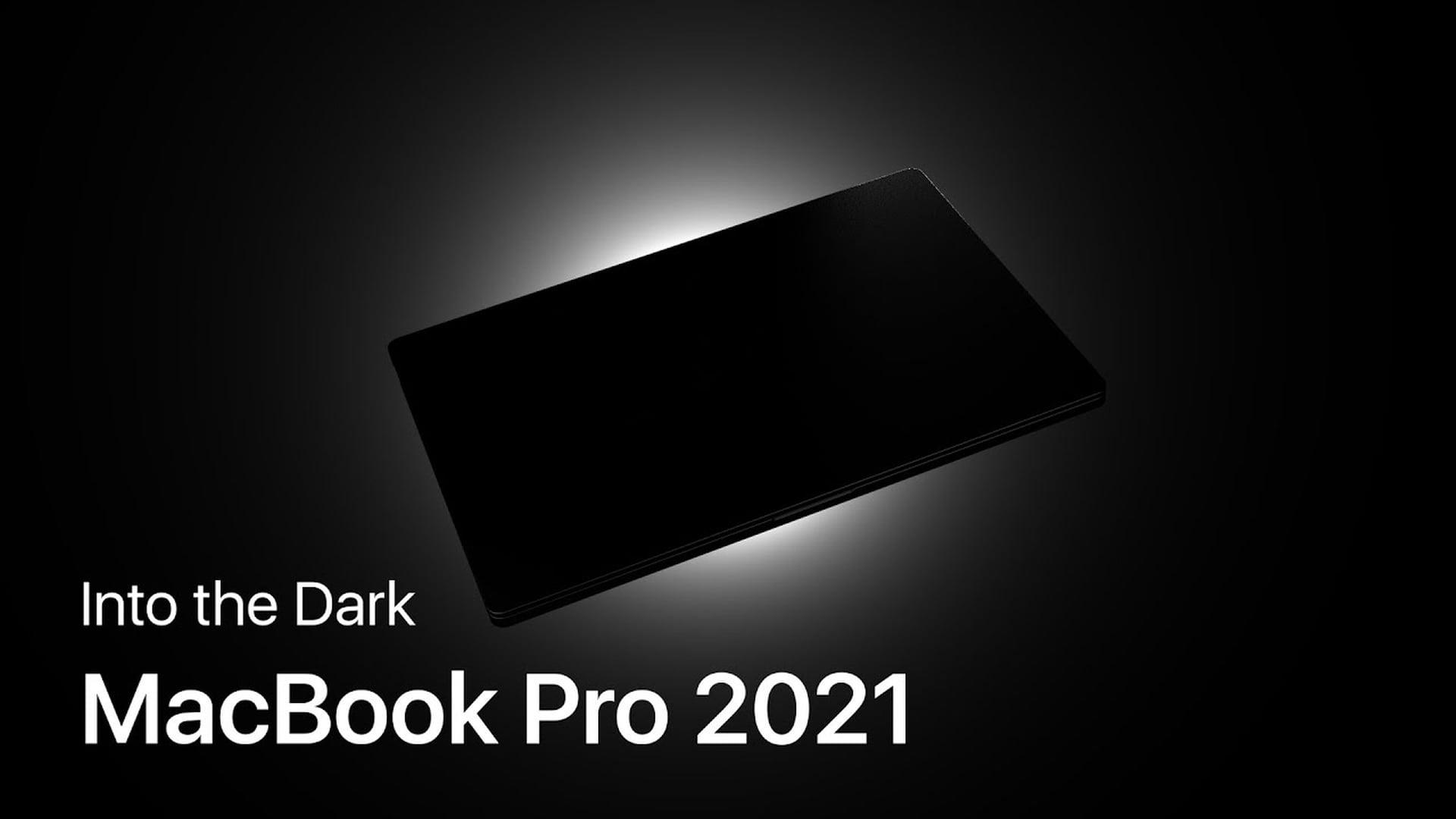 Koncepcyjna wizja wyglądu tegorocznego MacBooka Pro