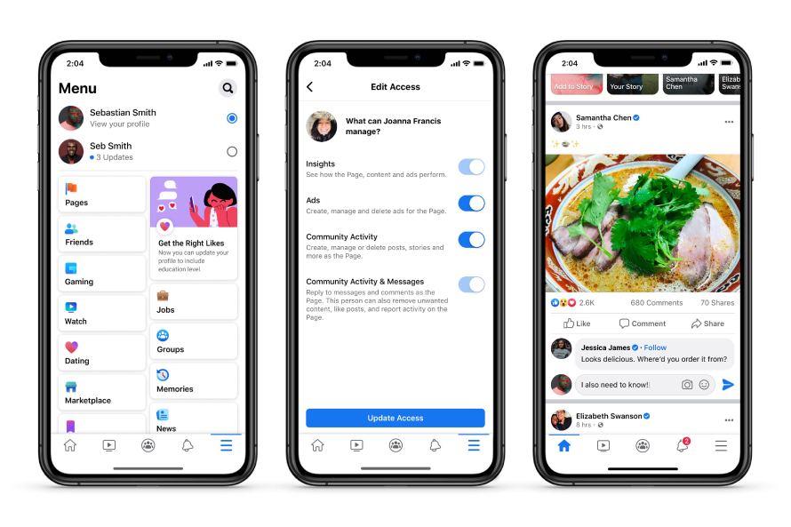 Instagram, WhatsApp i Facebook Messenger odzyskały sprawność po poważnej awarii