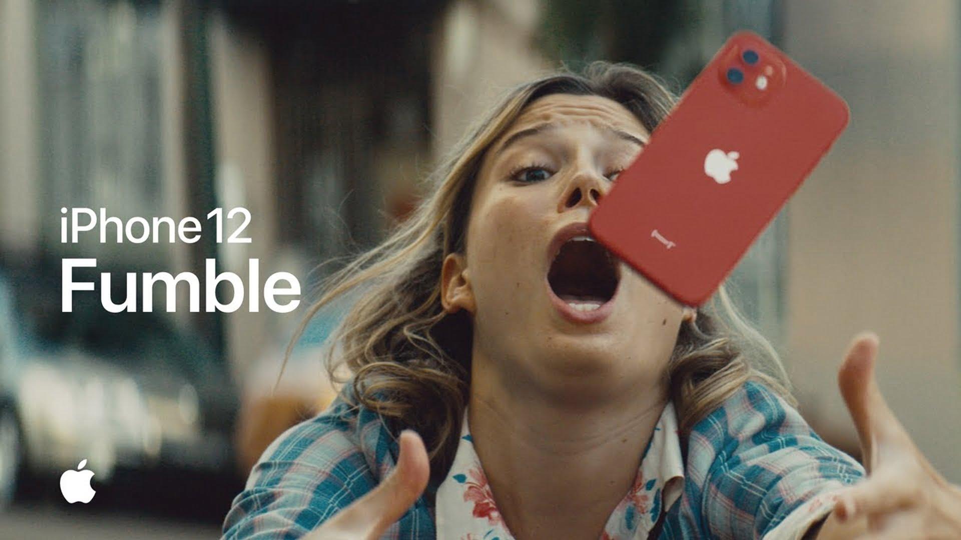 Nowa reklama iPhone'ów 12 promująca Ceramic Shield