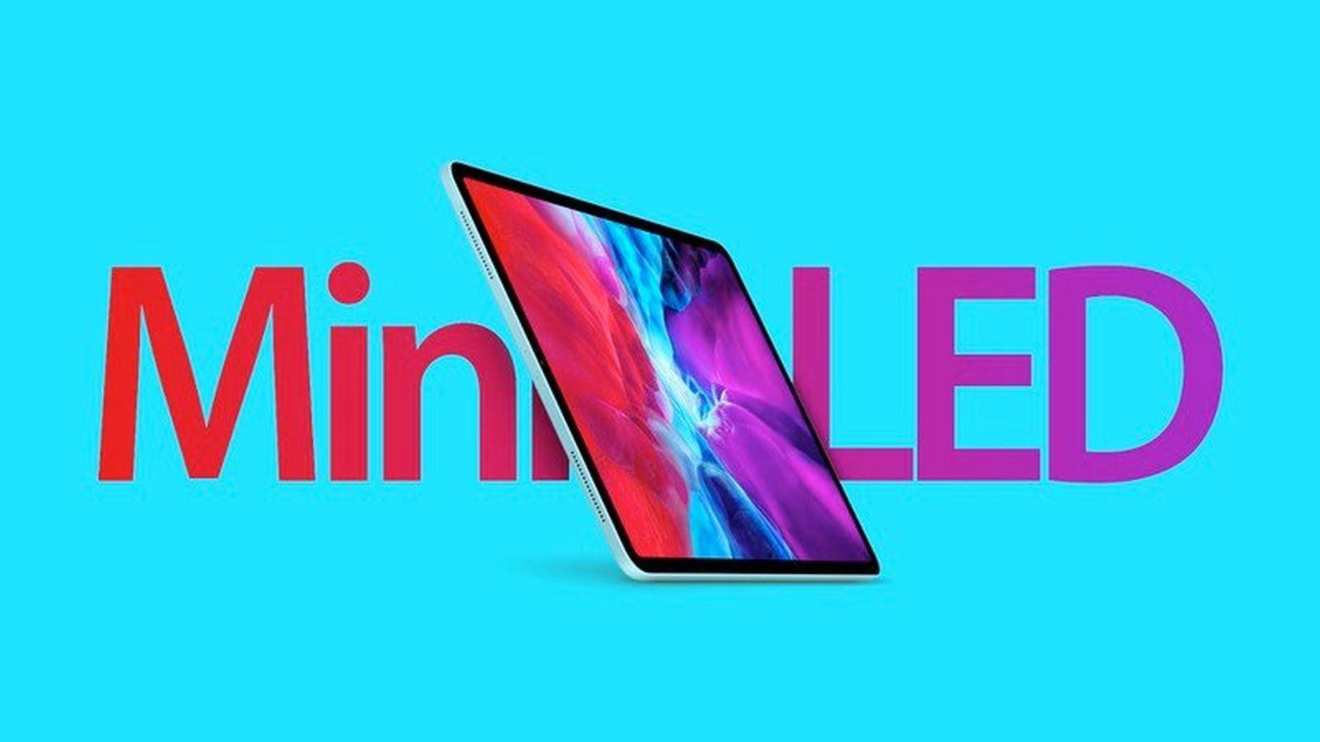 Nowe iPady Pro ze złączem Thunderbolt i ekranem mini-LED