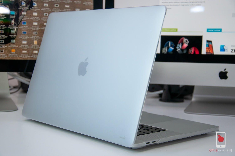 """Recenzja Moshi iGlaze – obudowa premium dla Macbooka Pro 16"""" z 10 letnią gwarancją"""