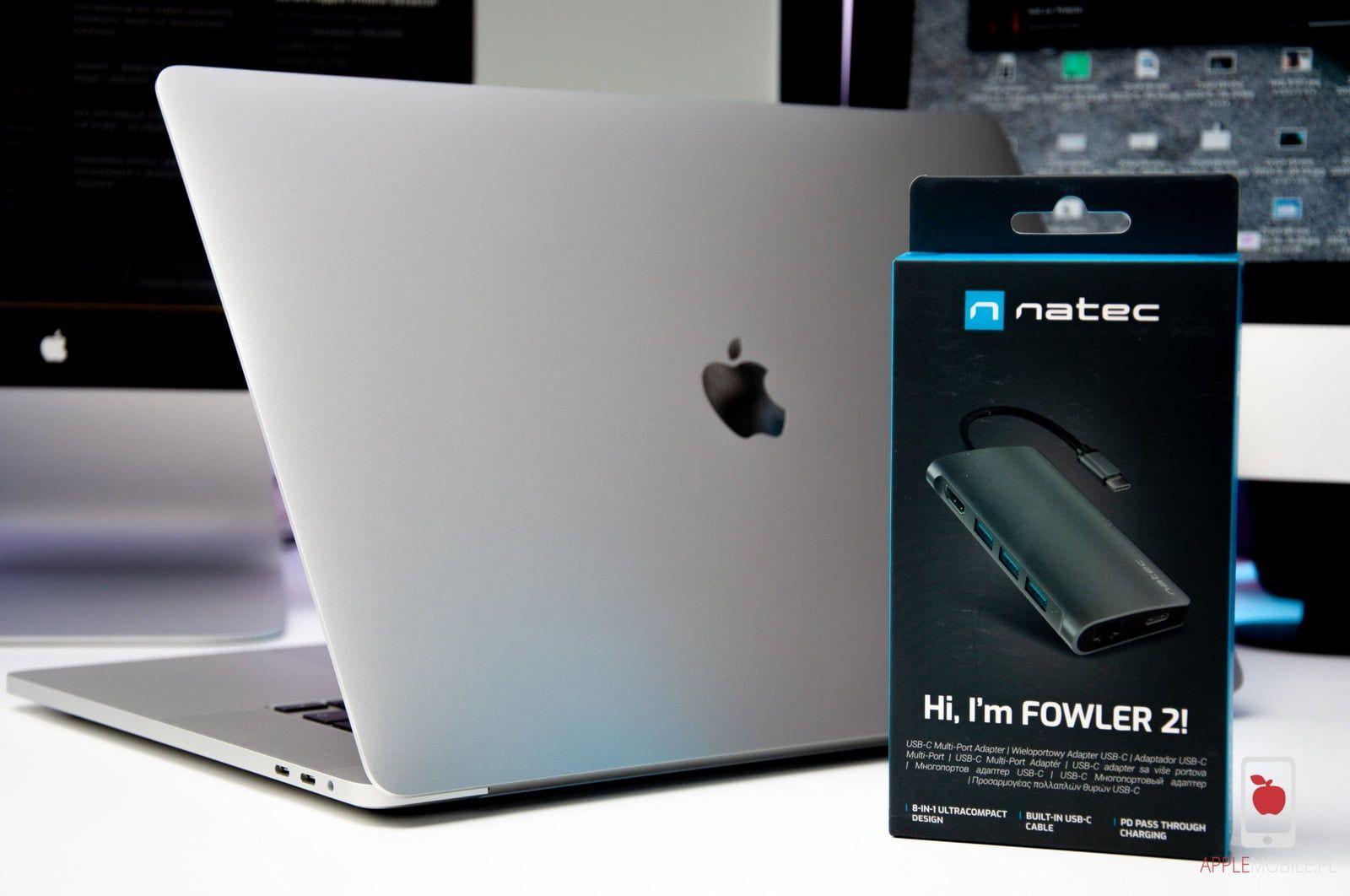 Recenzja NATEC Fowler 2 – bezkonkurencyjny adapter USB-C z HDMI, portami USB, czytnikami kart pamięci i Ethernetem
