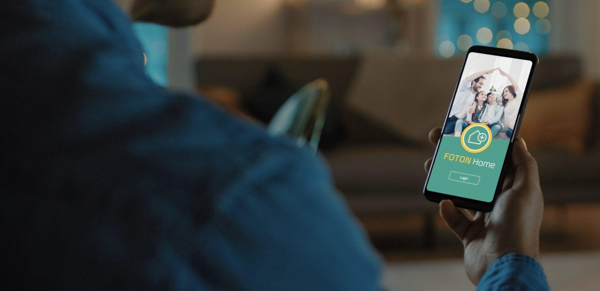 Premiera nowej aplikacji FOTON Home od FOTON Technik