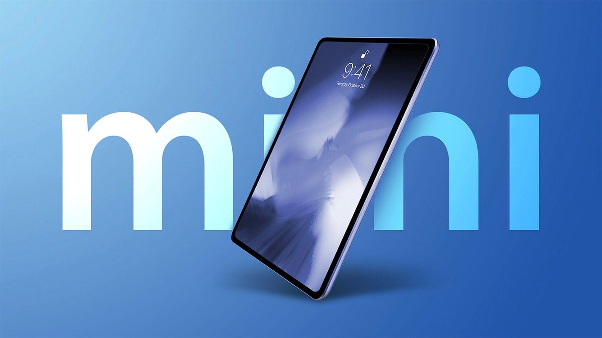 iPad Mini Pro być może pojawi się w drugiej połowie 2021 roku