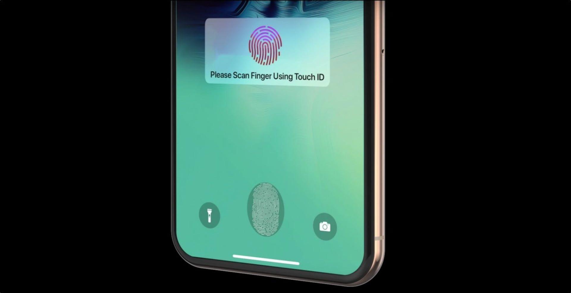 iPhone'y z serii 13 mają posiadać czytnik Touch ID w ekranie